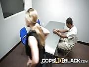 Milf Police Take Criminal to The Station