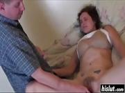 MILF gets plowed by her hubby