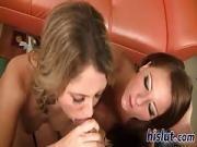 Casey and Nina share a throbbing sausage