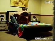 Voyeur Web-cam in a Hotel Room