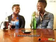 Real African Novice Lovers go on a Date