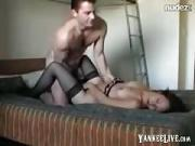 Large Stud Rides Her Rough And Hard 2