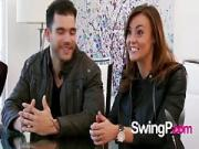 Swingers Break Ice With Full Swap Group Party