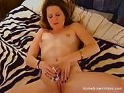 Lexis Afternoon With Her Large Intercourse Toys