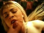 Hot blonde Fucks Her BF In Various Positions For A facial cumshots