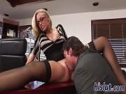 Ravishing Nicole Aniston gets fucked good