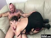 Old dude fucked Jenna Roxx fast