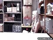 Mall Officer Fucks Juvenile Emilys Wet Snatch