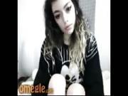 Omegle girl 143