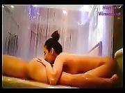 Asian Gives Massage And Rimjob