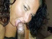 Cheating Wife Has Oral Fun With Her Black Fucktoy 2