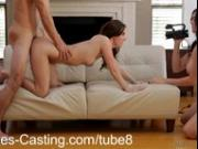 Jayden Taylors casting call threesome