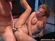 Alexandra Nice - Legs Wide Open
