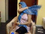 desi babe nude dance and enjoying body movement
