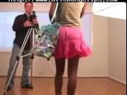 Promise Hypno Binkini Model black ebony cumshots ebony swallow interracial
