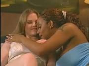 Hot Black and White Lesbians