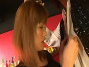 japanese slut seduce a Bartender - Asian sex video - Tube8.com