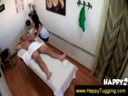 Old man gets a happy ending massage