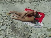 voyeur - beach sex