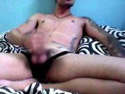 EroticElfo jacking off hot Cum