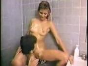 Ginger Lynn Shower scene