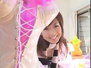 AzHotPorn.com - 10 Costumes Of Rika Sakurai