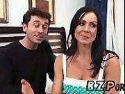 Kendra Lust & James Deen - Mommy Got Boobs - BZPorn.se