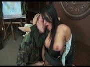 Jenaveve Jolie Military Brass