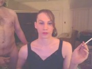 tgirl smoking fetish sex