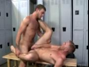 PrideStudios Real Guys Hook Up in Locker Room