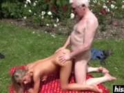 Lolly Gartner titty fucked a dude
