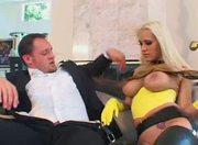 Latex Housewives scene 3 Trina Michaels