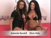 Shebang.TV Amanda Rendall Elicia Solis
