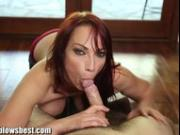 Elektra Blue and Niki Benz are a fantasy threesome