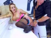 Cali Carter is a bad girl - Brazzers