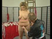 MILF Gets All Tied-Up