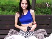 Yonitale: Public masturbation of Ariel Lilit A