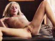 Babes - Lena Nicole plays with her pussy