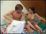 Big tits Euro teen amateur sex