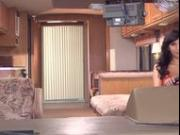 April O'Neil getting fucked in a camper