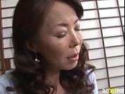AzHotPorn.com - Mature Woman Cream Pie Love Asian