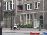 Dutch hooker throat cum