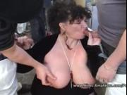 Big boobed amateur compilation from Kim