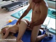 Mexican fucks hot european girlfriend in the ass!