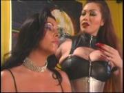 Lesbians Spanked - Scene 2