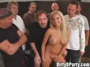 Jasmine Tame's Tampa Bukake Gangbang Party With DirtyD