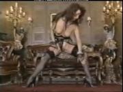 British Hottie Vida Garman In A Solo Scene british euro brit european cumshots swallow