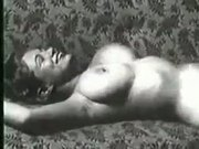 Virginia Bell gets naked in the 1950s