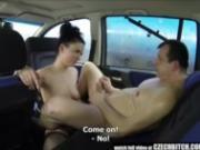 Czech Bitch - He Lost all Money
