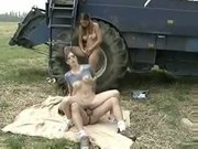 Hot girls country orgy